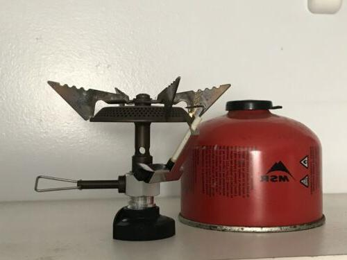 windpro ii camping stove never used make