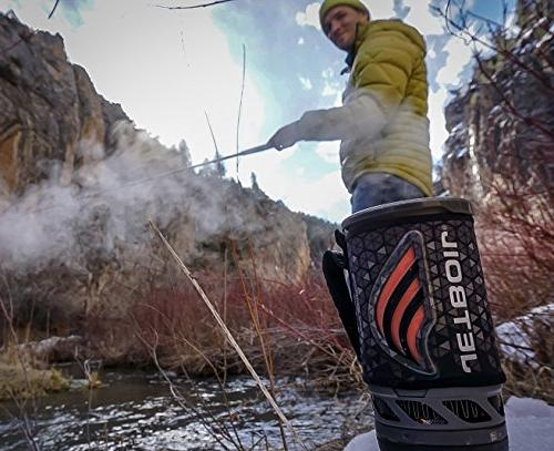 Jetboil Zip Camping Cooking System, Carbon