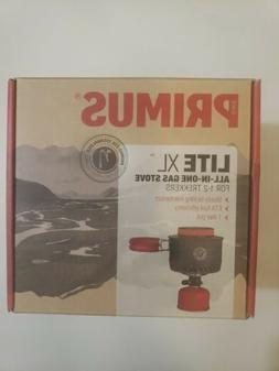 Primus Lite XL Energy Efficient All In One Gas Camping Stove