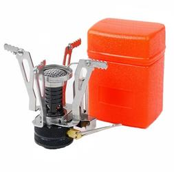 Mini Camping Stoves Folding <font><b>Outdoor</b></font> Gas