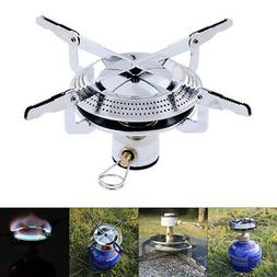Mini Outdoor Camping Gas Stove Portable Picnic Cooking Stove