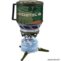 Jetboil MiniMo Camping Stove Cooking System, JetCam