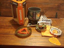 Jetboil Minimo JetCam Camping Stove Personal Cooking System