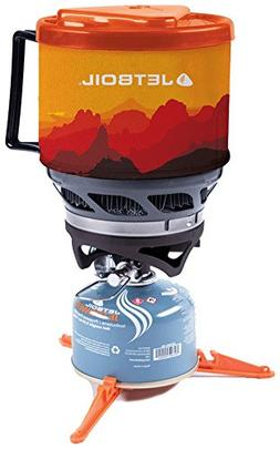 NEW Jetboil MiniMo Personal Cooking System Backcountry Backp