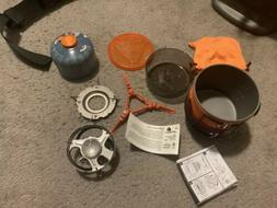 Jetboil Minimo Personal Cooking System Camping Hiking Burner