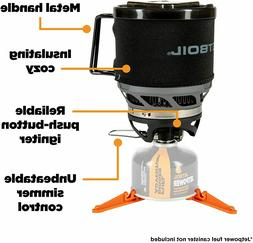 New Jetboil MiniMo Camping Stove Cooking System