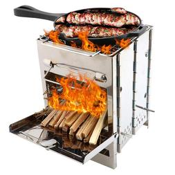 New Outdoor BBQ Barbecue <font><b>Stove</b></font> Stainless