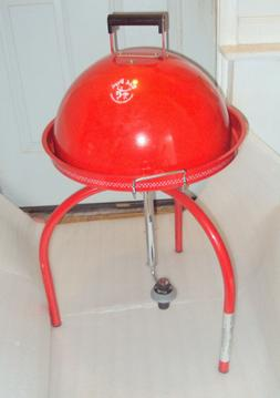 NEW  Red Devil THE PORTABLE OUTDOOR KITCHEN Gas Camping Gril