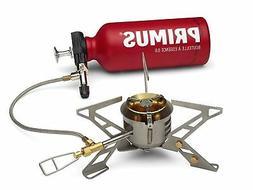 Primus OmniFuel Stove with ErgoPump & Fuel Bottle One Color