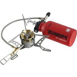 Primus OmniLite TI Stove with 350ml Fuel Bottle