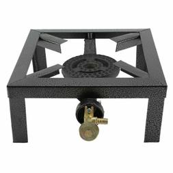 one burner outdoor stove propane gas heater