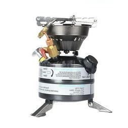One-piece Outdoor Gasoline Stove Camping Cooking Picnic Hiki
