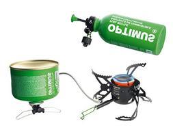 Optimus Polaris Optifuel Camp Stove with 0.4 Liter Fuel Bott