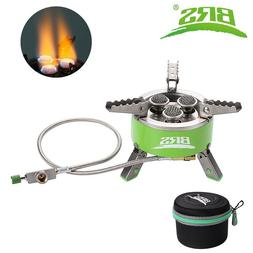 BRS Outdoor 4200W Camping Gas Stoves Picnic BBQ Furnace Port