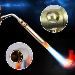 Outdoor Butane Flame Welding Gas Torch Jet Igniter <font><b>