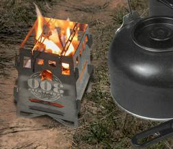 Outdoor Pocket Stove Box Fits Trangia Burner Camping Grill S
