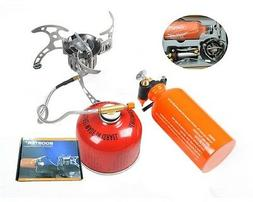 BRS Outdoor Stove Set Camping Cooking Stove Oil Stove with O