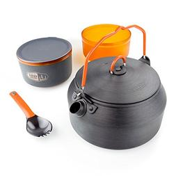GSI Outdoors - Halulite Ketalist, Superior Backcountry Cookw