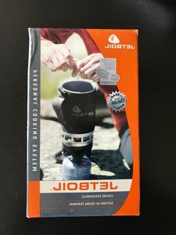 Jetboil Personal Cooking System New in Box with Coffee Press