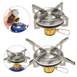 Picnic Canister integrated Stoves Outdoor Supply Gas Stove C