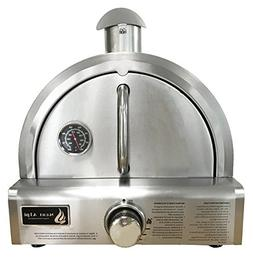 Outdoor Pizza Oven Stone Maker Propane Portable Gas Stainles