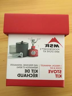 MSR Pocket Rocket 2 Mini Stove Kit *Brand New*