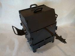 Portable Camp Grill Stores Flat MADE IN USA Free Shipping