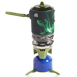 Portable Backpacking Stove by Ze & Li - Camp Stove Perfect F