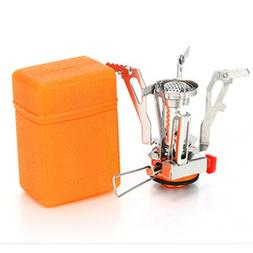 Portable Outdoor Backpacking Camping Cooking Mini Stoves But