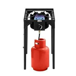 Portable Outdoor Stove Propane 1 Burner Cooking Gas Cooker B