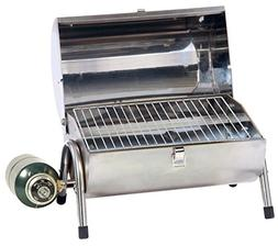 Propane BBQ, Stainless Steel