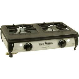 Camp Chef Ranger II Blind Stove Black
