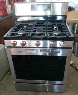 Samsung Stainless Steel Gas Top