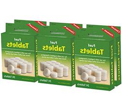 Coghlan's Solid Fuel Tablets 144 Pack