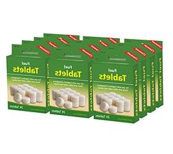 Coghlan's Solid Fuel Tablets, 12 Packs of 24