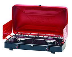 Texsport Stove Dual Burner 8000 Btu Propane 14.1 Oz