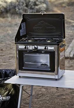 Camp Chef Stove Oven Propane Table Stoves Outdoor Pizza Camp