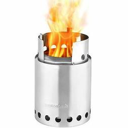 Solo Stove Titan - 2-4 Person Lightweight Wood Burning Stove