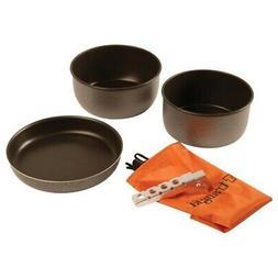 Trangia Tundra 1 Non-Stick Camping Cookware Set