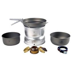 Trangia - 25-7 Ultralight Hard Anodized Camping Cookset | In