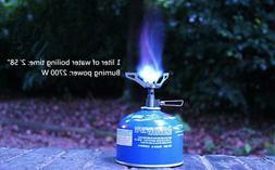 Ultra-light Titanium Alloy Camping Gas Stoves Outdoor Picnic