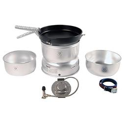 Trangia - 25-3 Ultralight Camping Cookset | Includes: Gas St