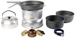 Trangia - 25-8 Ultralight Hard Anodized Camping Cookset | In