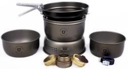 Trangia 27-3 Ultralight Hard Anodized Stove Kit