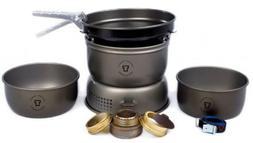 Trangia 25-3 Ultralight Hard Anodized Stove Kit