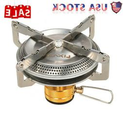 Lixada Ultralight Portable Outdoor Hiking Camping Gas Stove