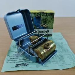 Primus Vintage Stove Swedish Optimus 8R Svea Camping Backpac