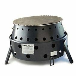 Volcano Grills 3-Fuel Portable Camping Stove/Fire Pit