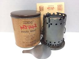 Vulcan Safety Chef Vintage Camp Stove 1950's era