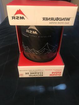 MSR WindBurner Duo Stove System